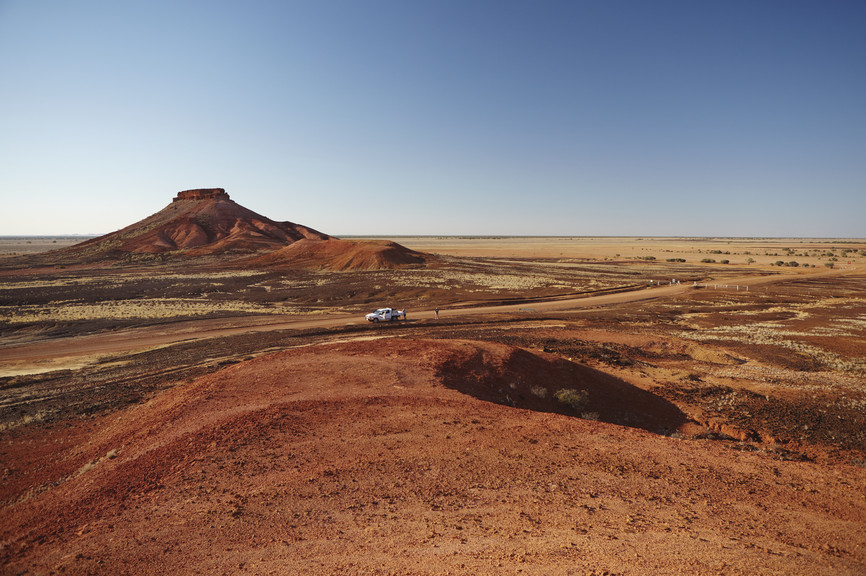 Australia multi day outback to the sea Overview image